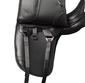 Thorowgood T8 Dressage with surface mounted block High Wither