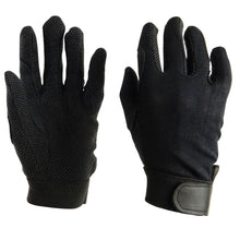Load image into Gallery viewer, DUBLIN TRACK RIDING GLOVES - CHILDS