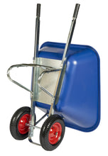 Load image into Gallery viewer, Twin Wheel Wheelbarrow - 200 Litre