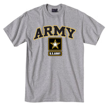 Load image into Gallery viewer, Army Logo T-Shirt