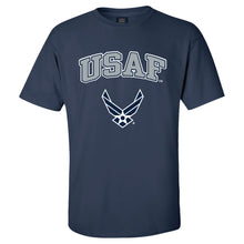 Load image into Gallery viewer, USAF Logo T-Shirt