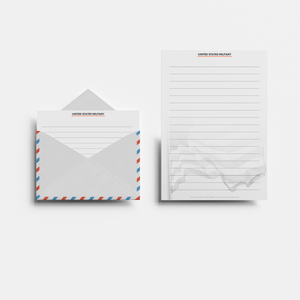 Letter Stationery Kit - 20 Pack