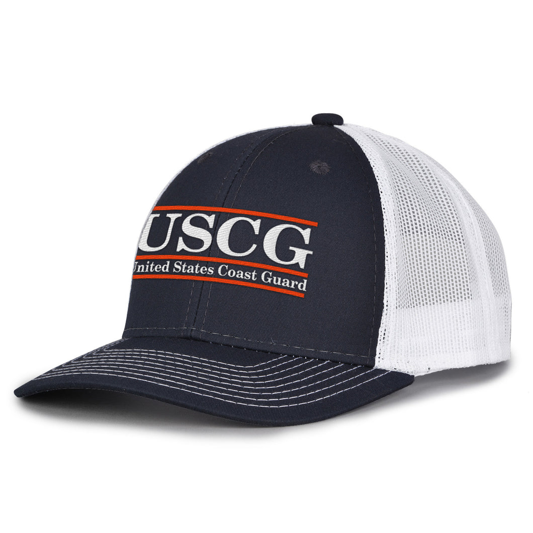 Coast Guard Everyday Trucker Hat