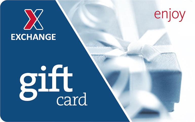 Army Exchange Gift Card