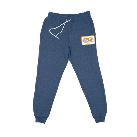 SPLX Heather Navy Sweatpants