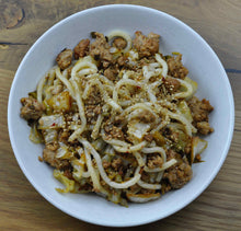 Load image into Gallery viewer, Asian Stir-Fried Noodles with Pork