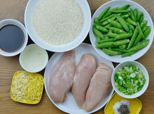 Load image into Gallery viewer, Asian Chicken with Snow Peas