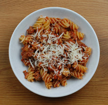 Load image into Gallery viewer, Gluten-Free Rotini w/ Meat Sauce