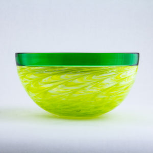 Green Vortex Bowl