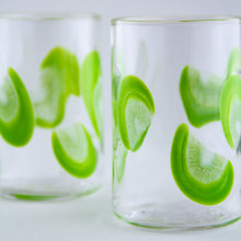 Load image into Gallery viewer, Lime Citrus Murrini Tumbler