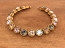Load image into Gallery viewer, Gold Champagne 40 Love Bracelet