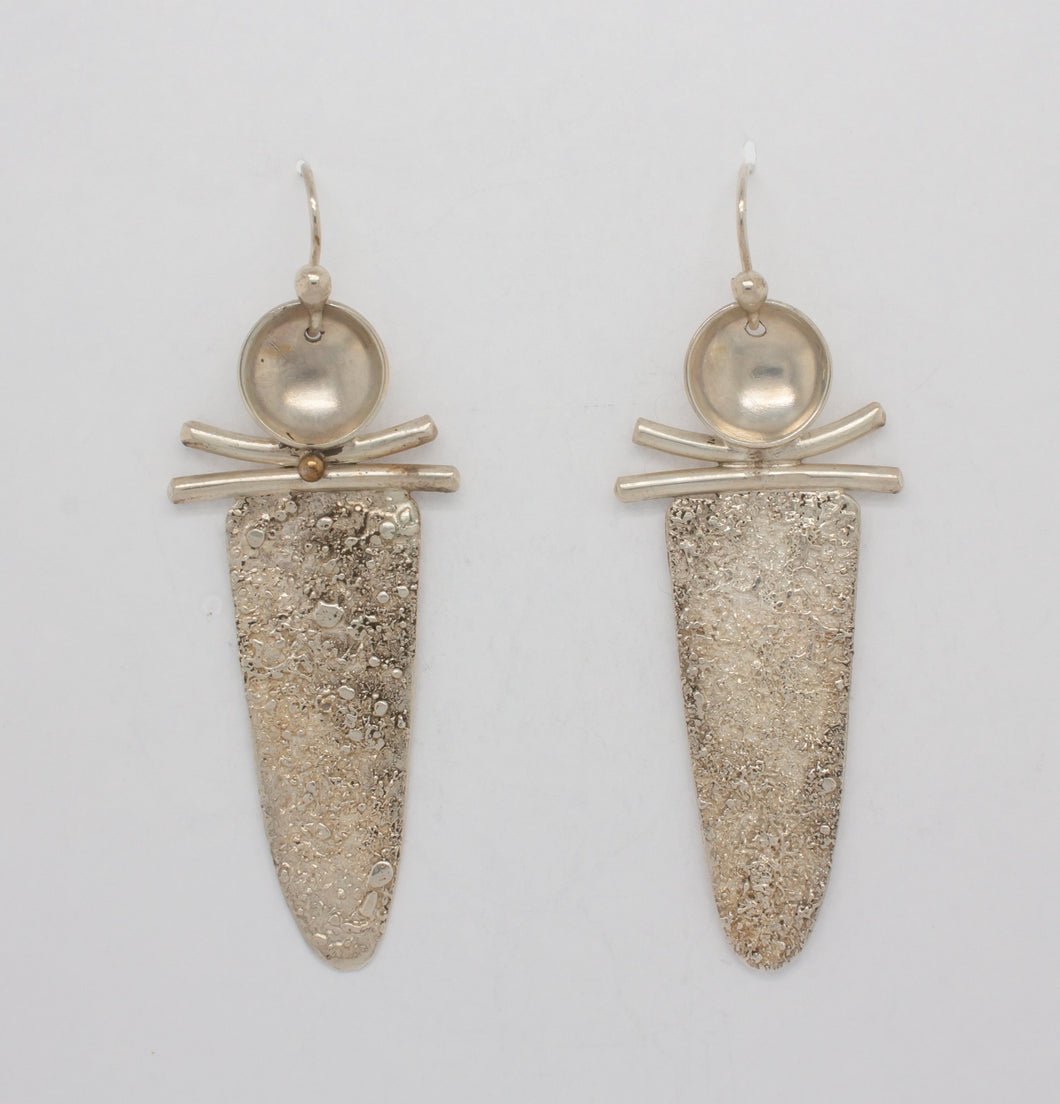 Reticulated Earring
