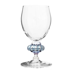 Ace Silver Water Glass