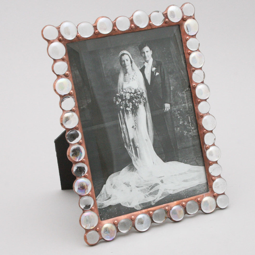 Clear Jewel Frame