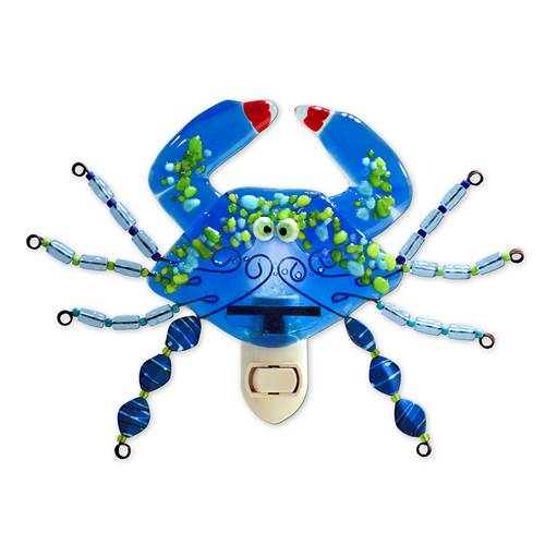 Blue Crab NightLight