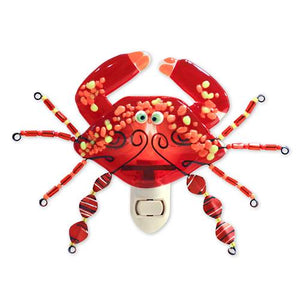 Red Crab Nightlight