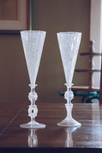 Load image into Gallery viewer, Bridal Goblets Set of 2