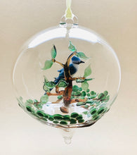 Load image into Gallery viewer, Blue Jay Ornament