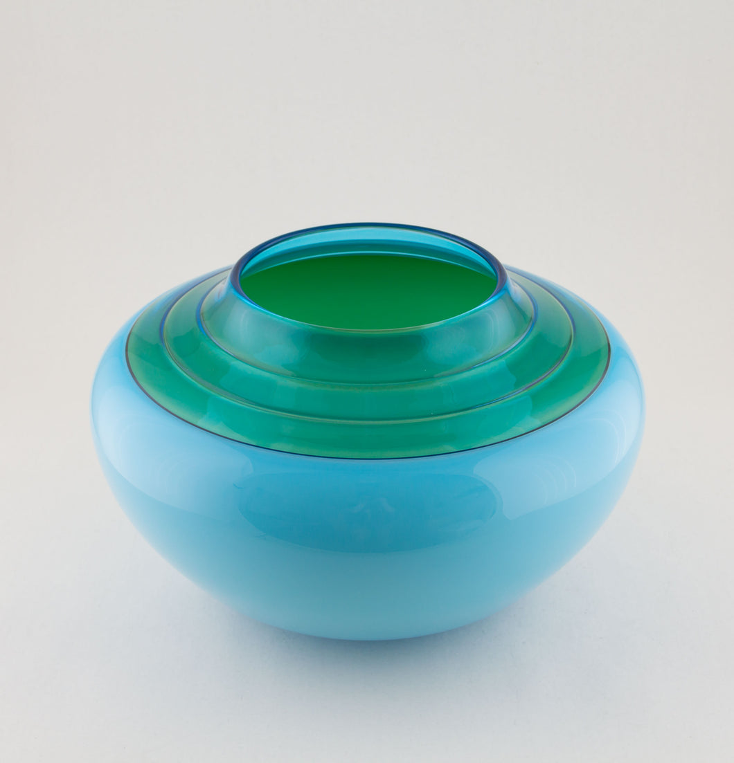Emerald Incalmo Bowl