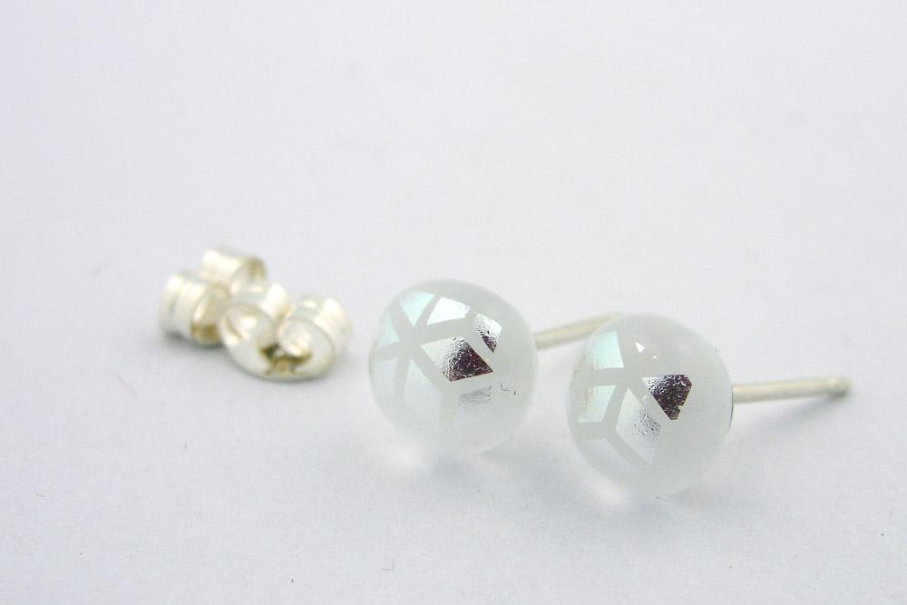 Small Comet Post Earrings