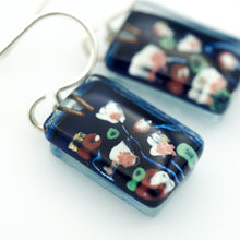 Load image into Gallery viewer, Cherry Blossoms Drop Earrings