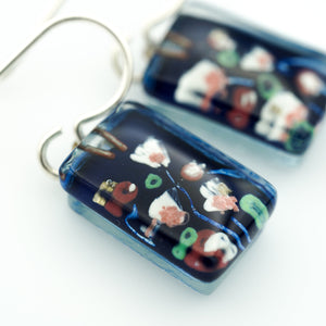 Cherry Blossoms Drop Earrings
