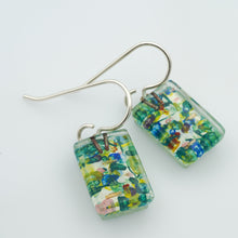 Load image into Gallery viewer, Nenuphar Drop Earrings