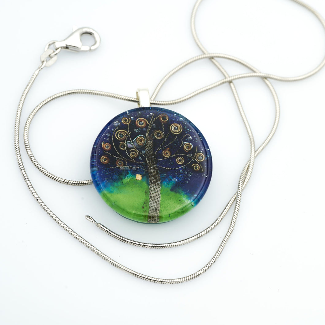 Dream Tree Medallion
