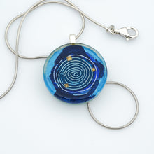 Load image into Gallery viewer, Mesmer Medallion Necklace