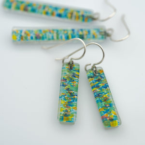 Seine Bar Earrings