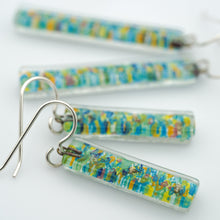 Load image into Gallery viewer, Seine Bar Earrings
