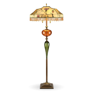 James Beaded Lamp
