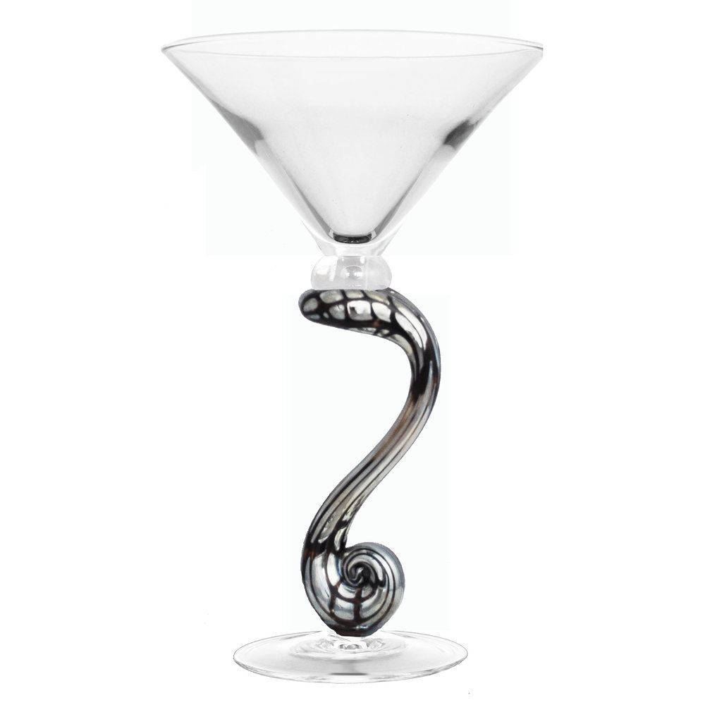 Joker Martini Glass