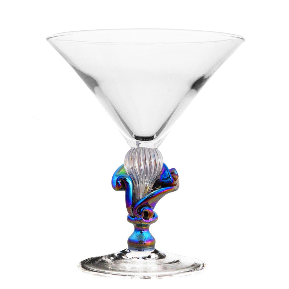 Kahuna Short Martini Glass