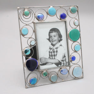Fiesta Blues Frame