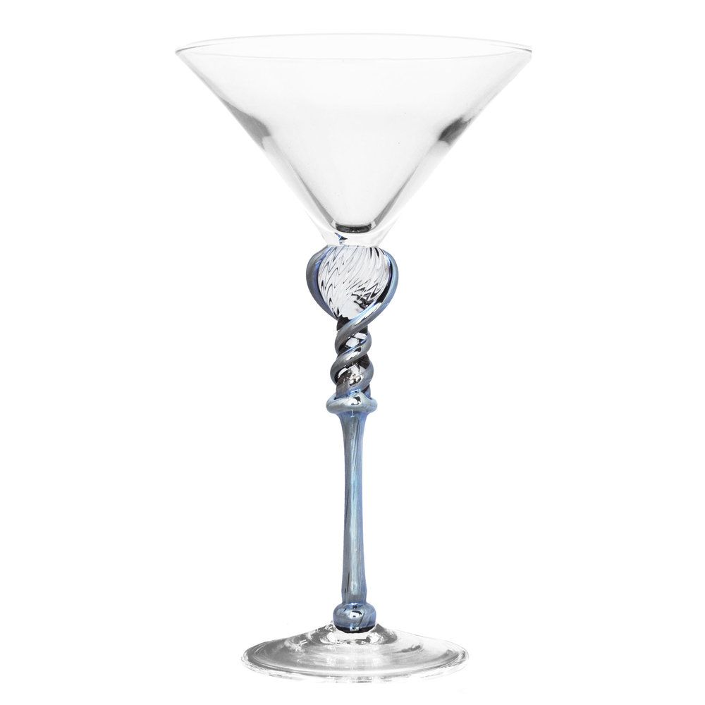 Queen Martini Glass