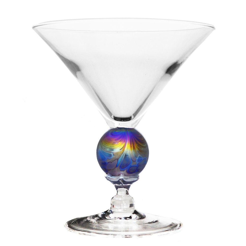 Titan Short Martini Glass