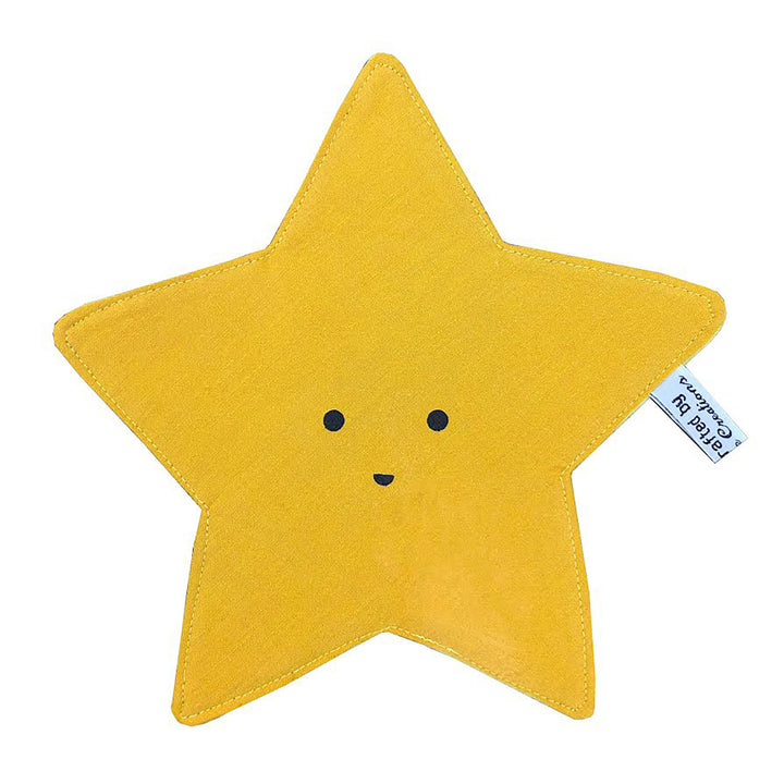 Organic Crinkle Star Baby Toy - Clover Market