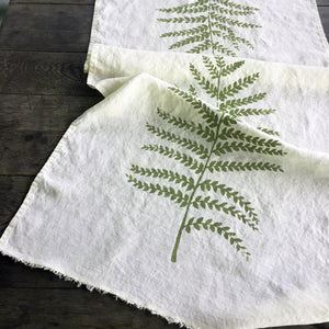 Fern Table Runner - Exclusive