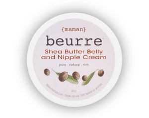 Shea Butter Belly & Nipple Cream