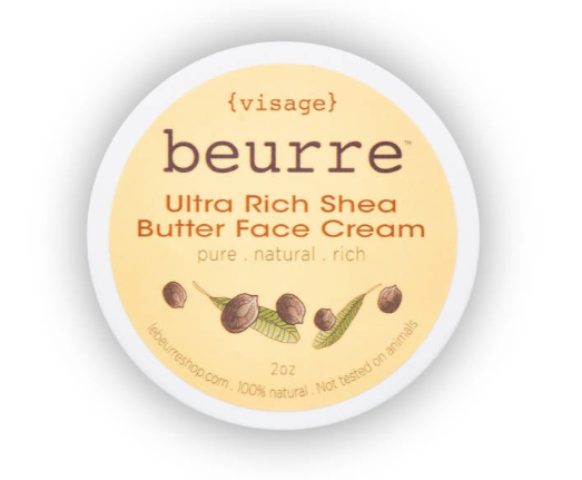 Shea Butter Face Cream - Clover Market