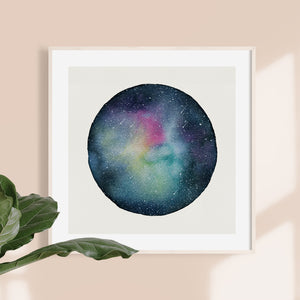 Cotton Candy - Fine Art Print - Exclusive - Clover Market