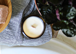 Frankincense Myrrh Natural Soy Candle