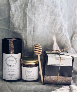 chai lovers gift set - exclusive - Clover Market