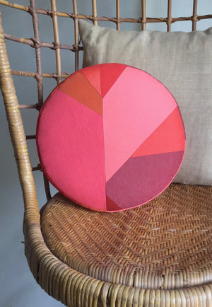 Pie Chart Pillows