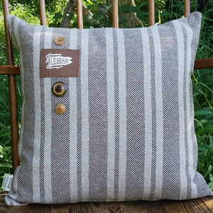 Vintage Lehigh Pillow - Exclusive - Clover Market