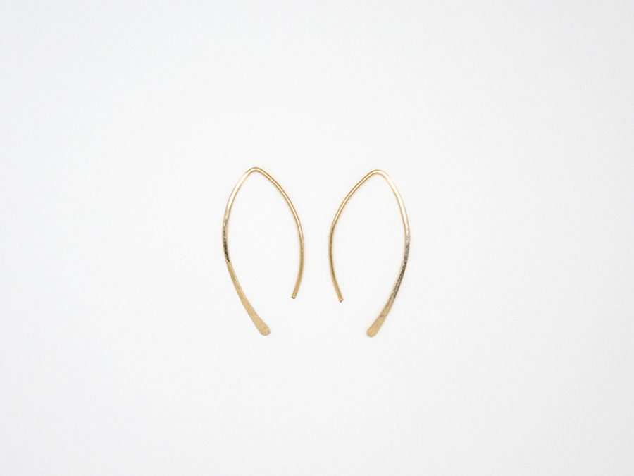 Gold Filled Small Threader Earrings