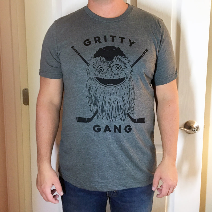 Gritty Gang tshirt for Flyers fan
