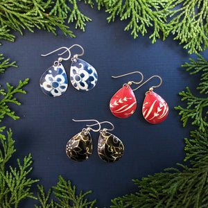 Teardrop Earring Surprise Trio