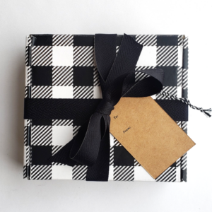 Smoothly Styled Gift Box
